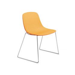 Pure Loop Binuance Maxi Sled | Sillas | Infiniti Design