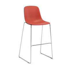 Pure Loop Mono bar stool | Barhocker | Infiniti