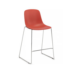 Pure Loop Mono kitchen stool | Barhocker | Infiniti
