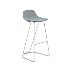 Pure Loop Mini bar dandy stool upholstered | Tabourets de bar | Infiniti