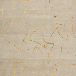 4 Minute rug - Scribble | Formatteppiche | REUBER HENNING