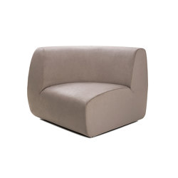 Infinity | Modular seating elements | Stellar Works