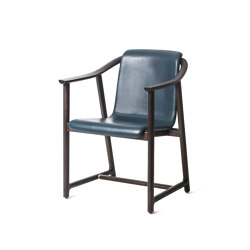 Mandarin Dining Chair | Sillas | Stellar Works