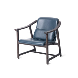 Mandarin Lounge Chair | Fauteuils | Stellar Works