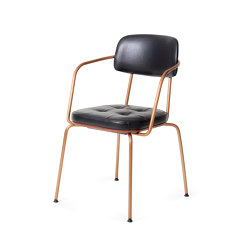 Utility Stacking Armchair U | Sillas | Stellar Works
