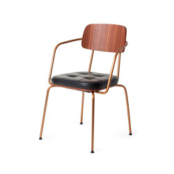 Utility Stacking Armchair V | Sillas | Stellar Works