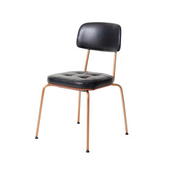 Utility Stacking Chair U | Chairs | Stellar Works