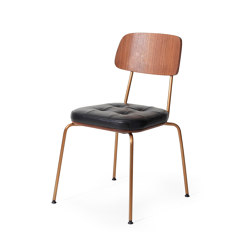 Utility Stacking Chair V | Sillas | Stellar Works
