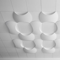 Sky Ceiling | Acoustic ceiling systems | Abstracta