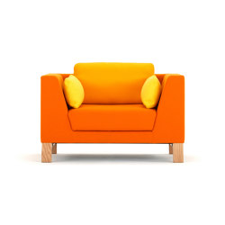 Octo Lounge | Armchairs | Allermuir