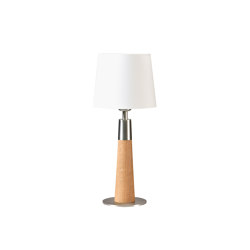 Conico oak | Table lights | HerzBlut