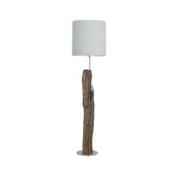 Alter Kavalier natural fence wood | Free-standing lights | HerzBlut