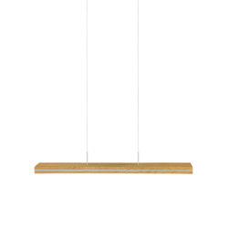 Dana oak | Suspended lights | HerzBlut