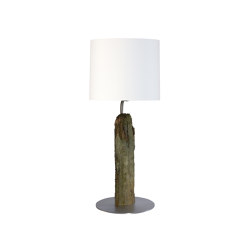 Alter Kavalier natural fence wood | Table lights | HerzBlut