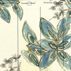 A FLEUR DE PEAU | Wall coverings / wallpapers | Wall&decò