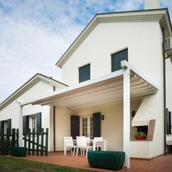 GENNIUS | A2 COMPACT | Pergolas | KE Outdoor Design