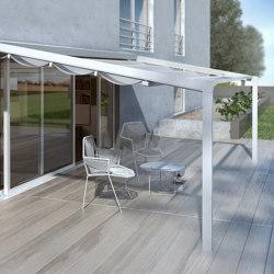 GENNIUS | A100 LUX | Pergolas | KE Outdoor Design