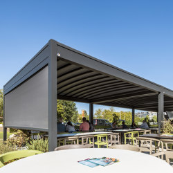 GENNIUS | ISOLA 2 | Pergolas | KE Outdoor Design