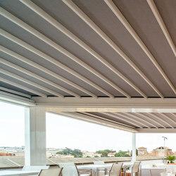 GENNIUS | ISOLA 2 | Pergolas | KE Outdoor Design