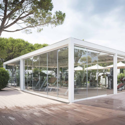 GENNIUS | ISOLA 3 | Pergolas | KE Outdoor Design
