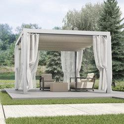 GENNIUS | SAKI | Pergolas | KE Outdoor Design