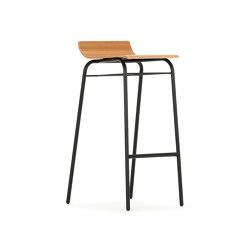 Scoop | Bar stools | Allermuir