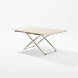 Zebra Up&Down rectangular table | Esstische | Fast