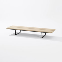 New-Wood Plan Bench | Benches | Fast