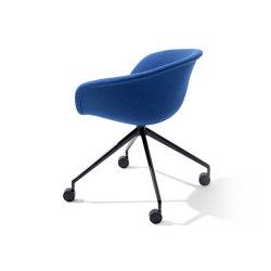 Duna 02 | Stühle | Arper