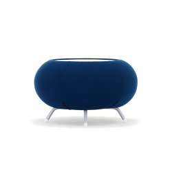 Pebble | Poufs | Allermuir