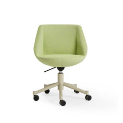 Magnum Chair With Wheels | Stühle | Sancal