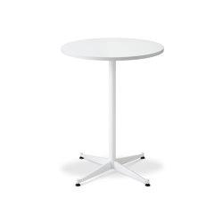 RBM Allround Round 90Cm Pro | Tables de bistrot | Flokk