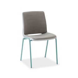 H 197 G Capisco Puls 8002 Swivel Stools From Flokk Architonic