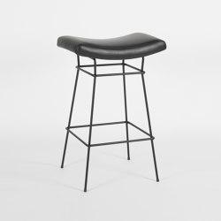 Bienal - Bar/Black   Bar stools   Objekto