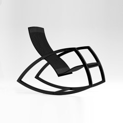 Gaivota - Black Stained | Armchairs | Objekto