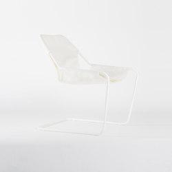 Paulistano Canvas - White/Ecru | Armchairs | Objekto