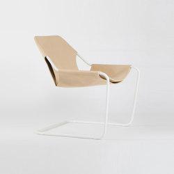 Paulistano Leather - White/VVN | Armchairs | Objekto