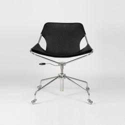 Paulistano OC - Inox/Black | Chairs | Objekto