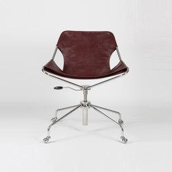 Paulistano OC - Inox/Cognac | Chairs | Objekto