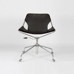Paulistano OC - Inox/Macassar | Chairs | Objekto