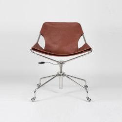 Paulistano OC - Inox/Terracotta | Chairs | Objekto