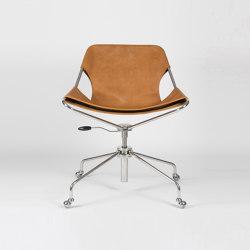 Paulistano OC - Inox/Whisky | Chairs | Objekto
