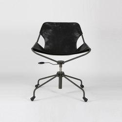 Paulistano OC - Phosphated/Black | Chairs | Objekto