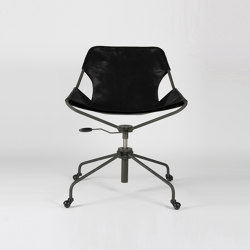 Paulistano OC - Phosphated/BlackMatt | Chairs | Objekto