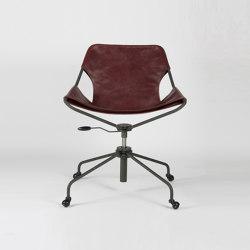 Paulistano OC - Phosphated/Cognac | Chairs | Objekto