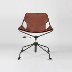 Paulistano OC - Phosphated/Terracotta | Chairs | Objekto