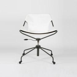 Paulistano OC - Phosphated/White | Chairs | Objekto