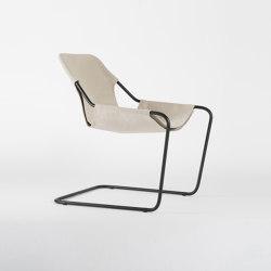 Paulistano Outdoor - Black/Beige | Armchairs | Objekto