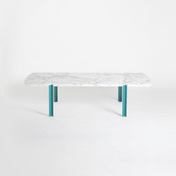 Quattro Cantoni - Polished Marble/5021 | Tables basses | Objekto