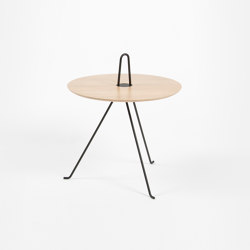 Tipi - 37cm/Oak | Side tables | Objekto